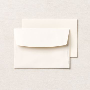 VERY VANILLA NOTE CARDS & ENVELOPES