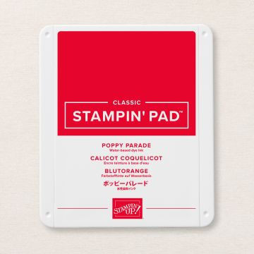 POPPY PARADE CLASSIC STAMPIN' PAD