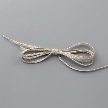 "3/16"" (4.8 MM) BRAIDED LINEN TRIM"