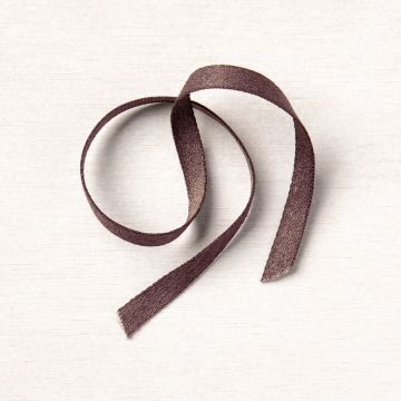 "EARLY ESPRESSO 1/4"" (6.4 MM) FAUX SUEDE TRIM"