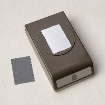 RECTANGULAR POSTAGE STAMP PUNCH