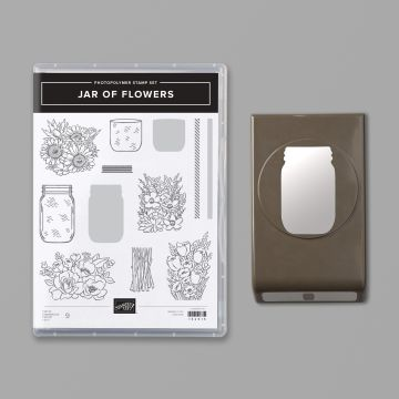 JAR OF FLOWERS BUNDLE
