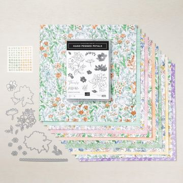 HAND-PENNED SUITE COLLECTION (ENGLISH)