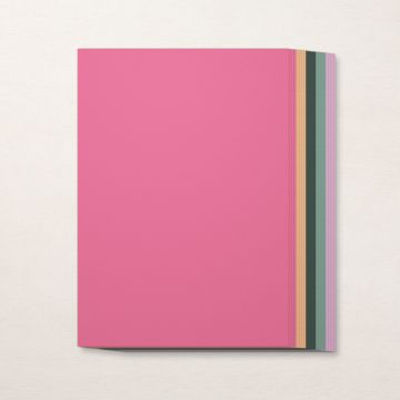 2021–2023 IN COLOR A4 CARDSTOCK