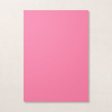 POLISHED PINK A4 CARDSTOCK