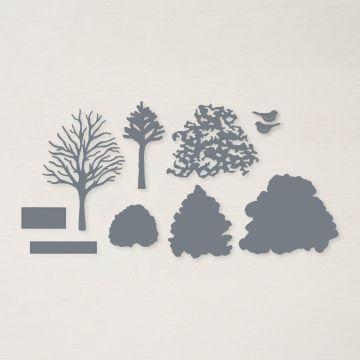 BEAUTIFUL TREES DIES