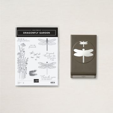 DRAGONFLY GARDEN BUNDLE (ENGLISH)