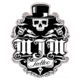 MJM TATTOO INK logo