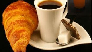 Café gratis.