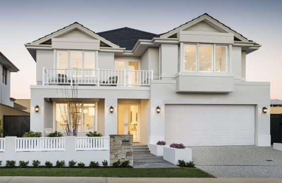 Stannard home project design - Cape Mill 370 - signature perspective.