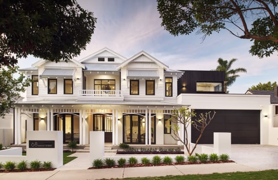 Stannard past projects archive - Cottesloe home.