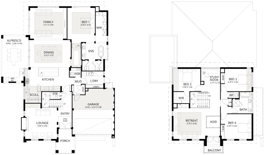 Floorplan for Coco