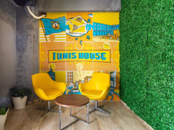 Tunis House Stanza Living