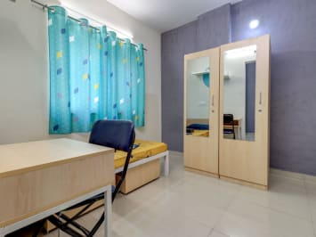 Single room PG in Kothrud Pune