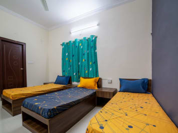 Single room PG in Madhapur, Gachibowli,, Ameerpet - Hyderabad
