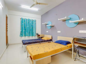 PG accomodation in Delhi