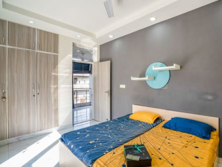 San Diego House PG in North Campus Delhi