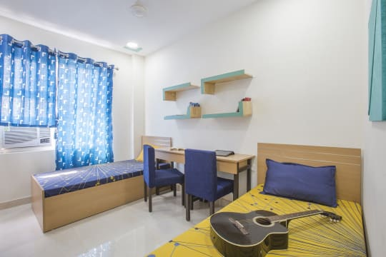 Boston House PG in North Campus Delhi