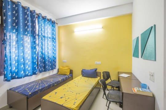 PG accommodation in Delhi