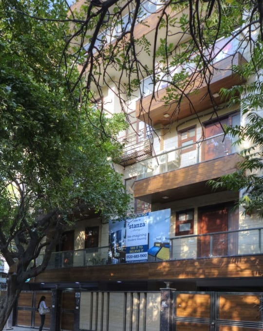 PG accomodation in Connaught Place Delhi