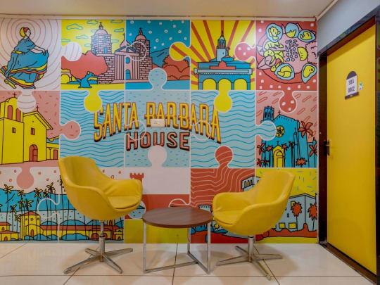 Santa Barbara House Stanza Living