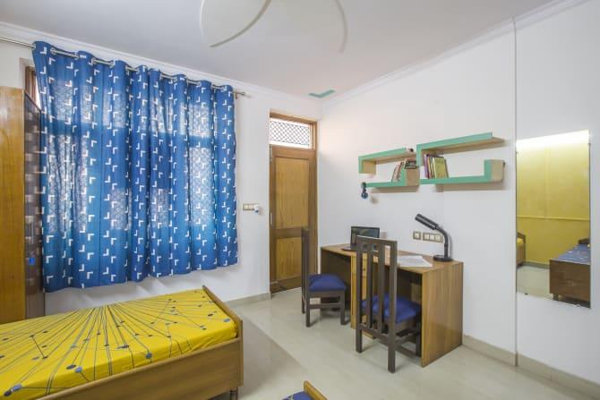PG for Girls in New Delhi