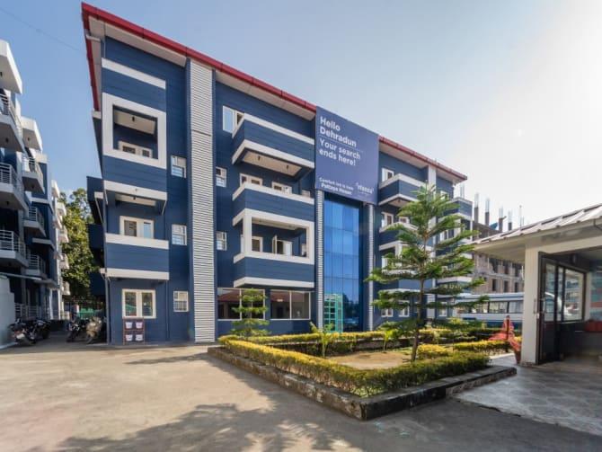 PG in Dehradun near Doon Business School, Graphic Era University