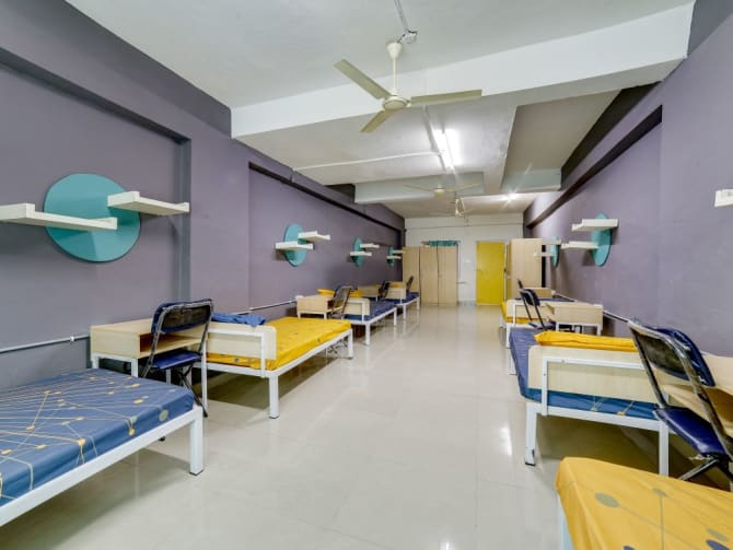 Shared room PGs in Hyderabad