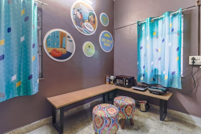PG accommodation near Fergusson College Pune