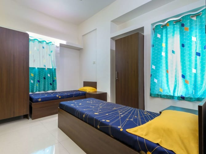 PG in Pune Balewadi for male