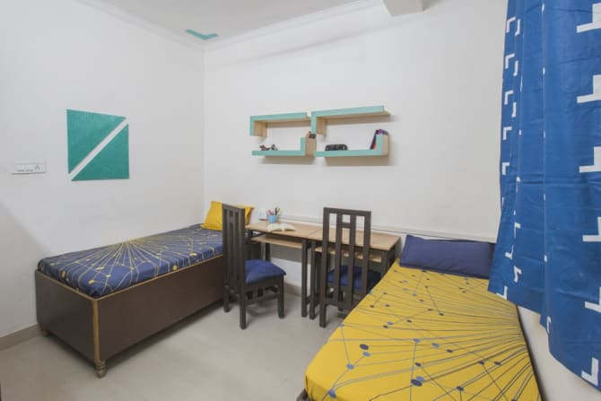 Rent PG accommodation in Delhi