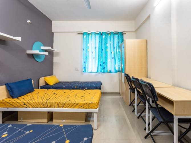 Single room paying guest in Hyderabad Gachibowli, Madhapur, Ameerpet