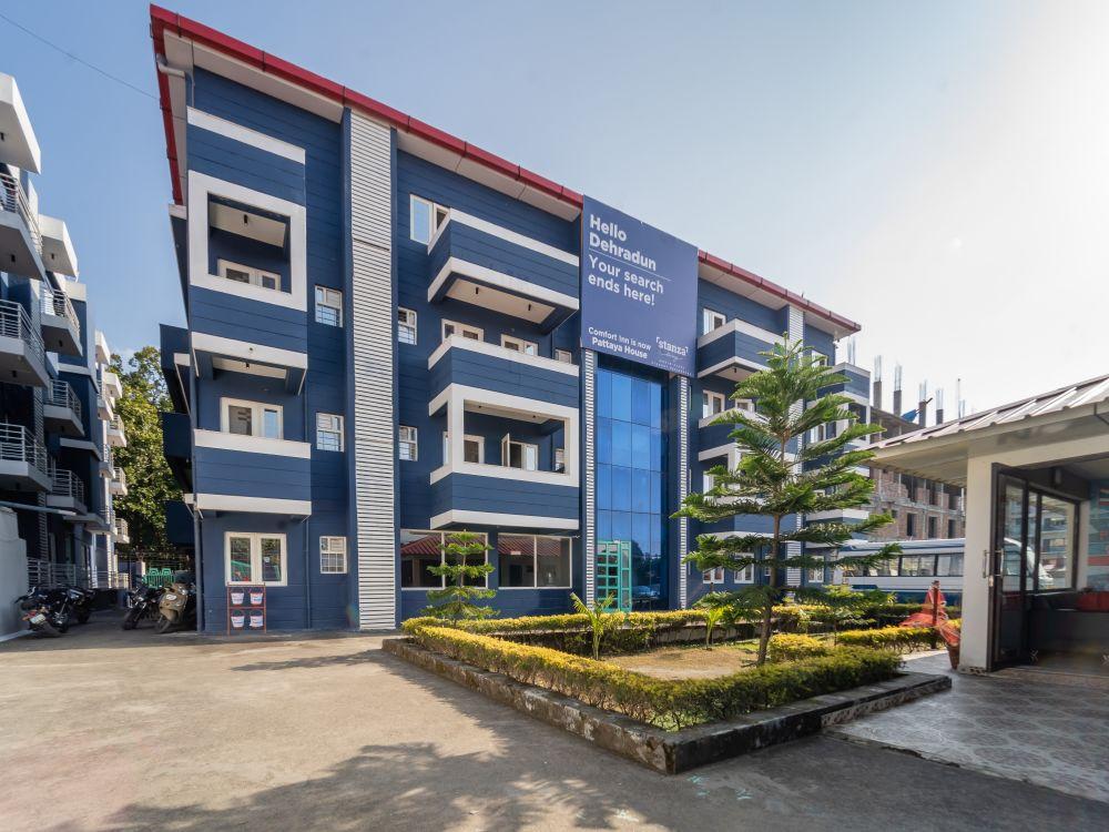 Pattaya House Stanza Living