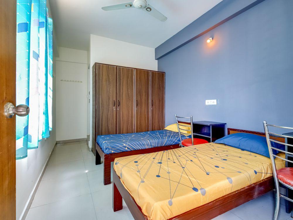 Zurich House PG in Koramangala Bangalore