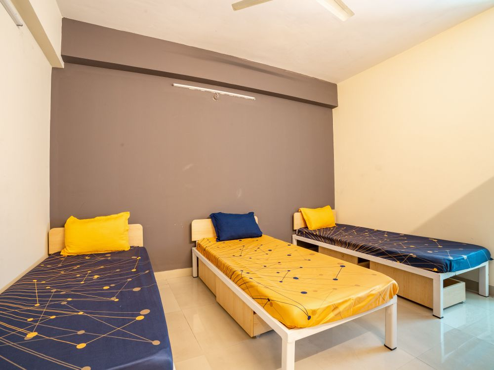 Canberra House PG in Kukatpally Hyderabad
