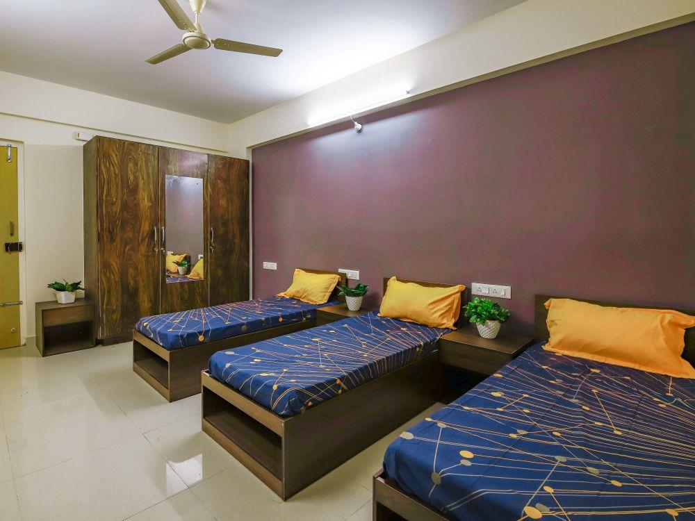 Turin House PG in Electronics City Phase 1 Bangalore