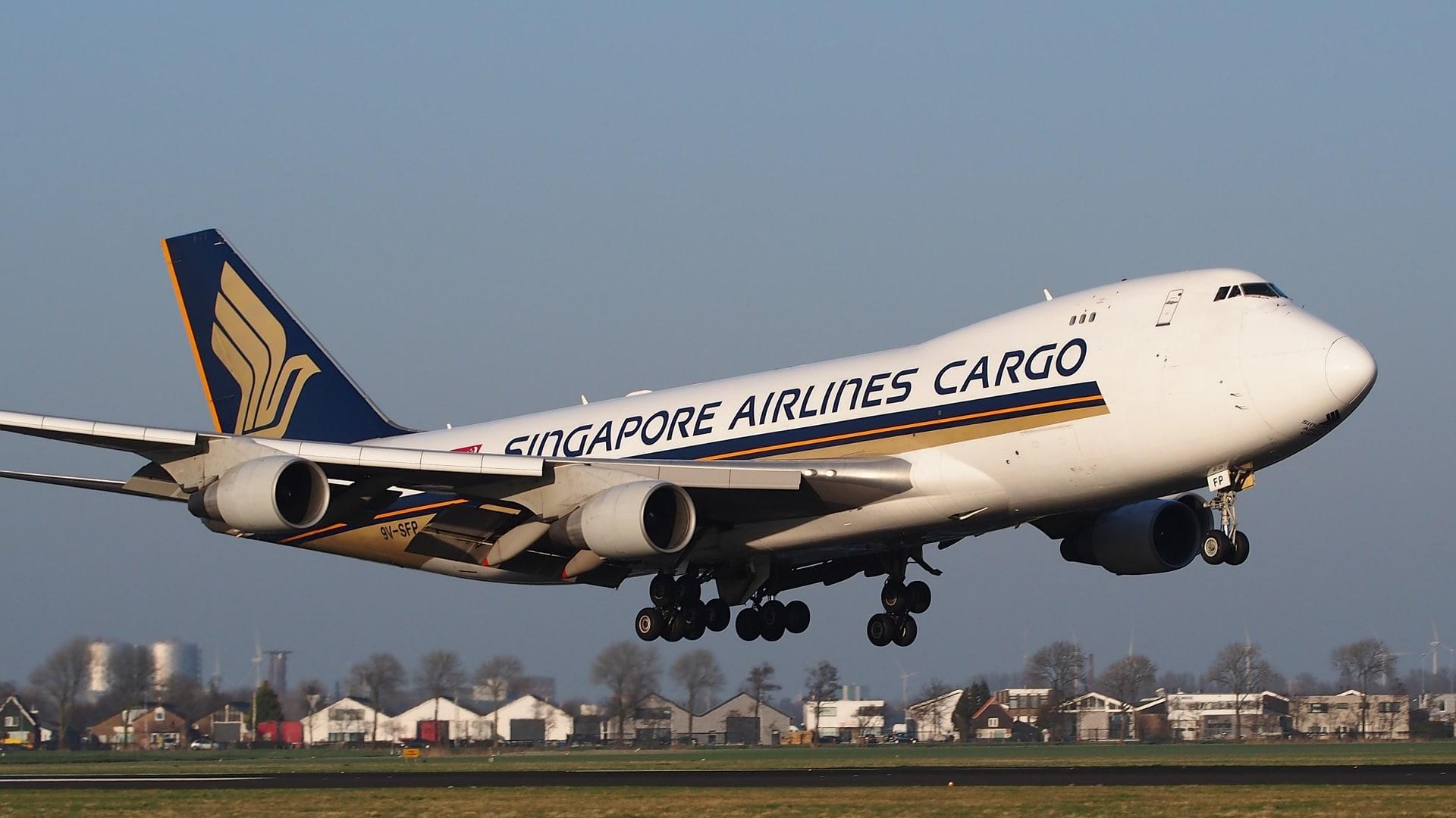 Boeing 747-412F