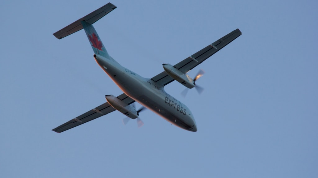 de Havilland Canada DHC-8-300 Dash 8