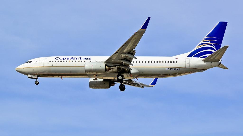 Boeing 737-8V3(WL)