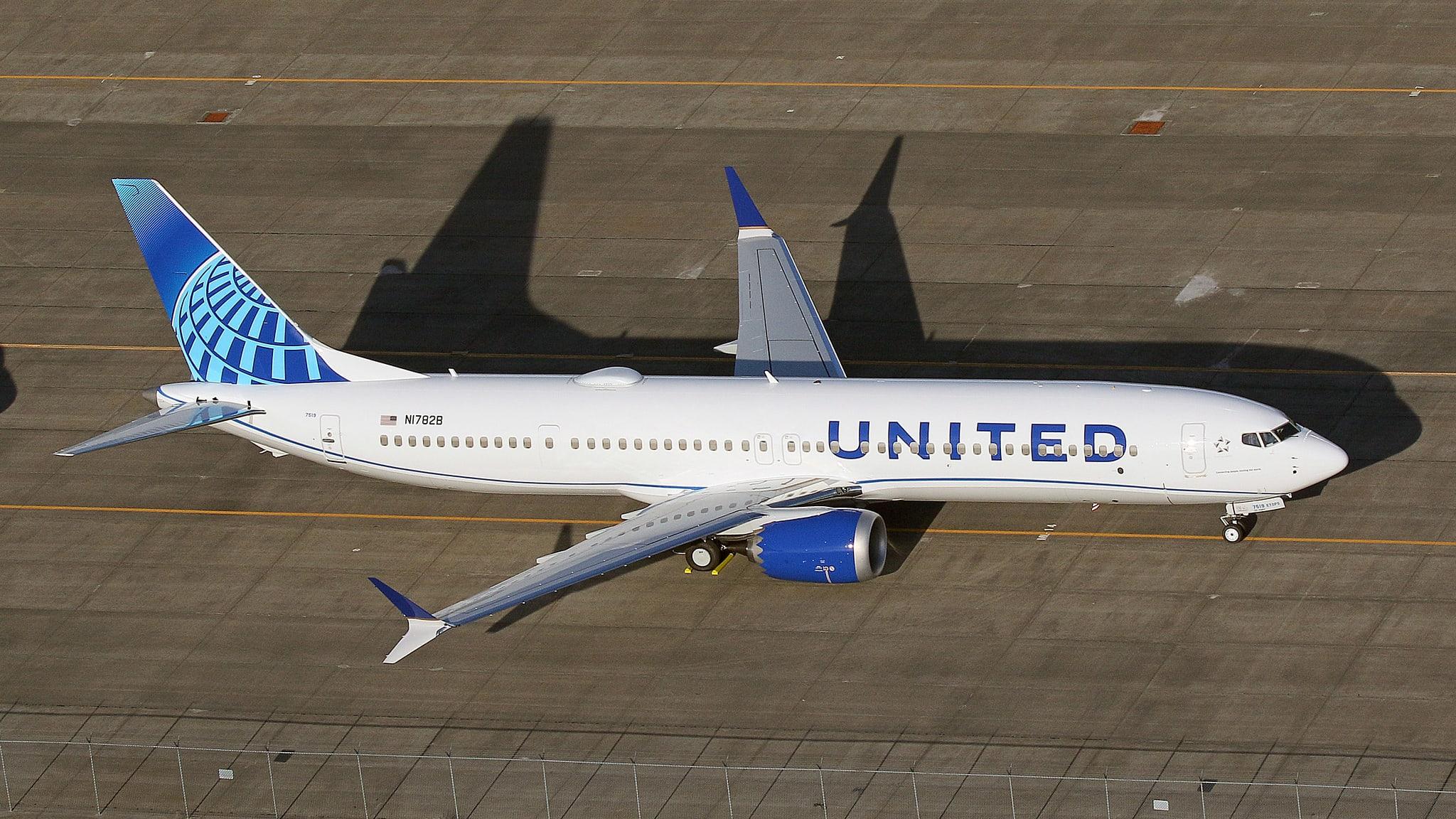 Boeing 737-9 MAX