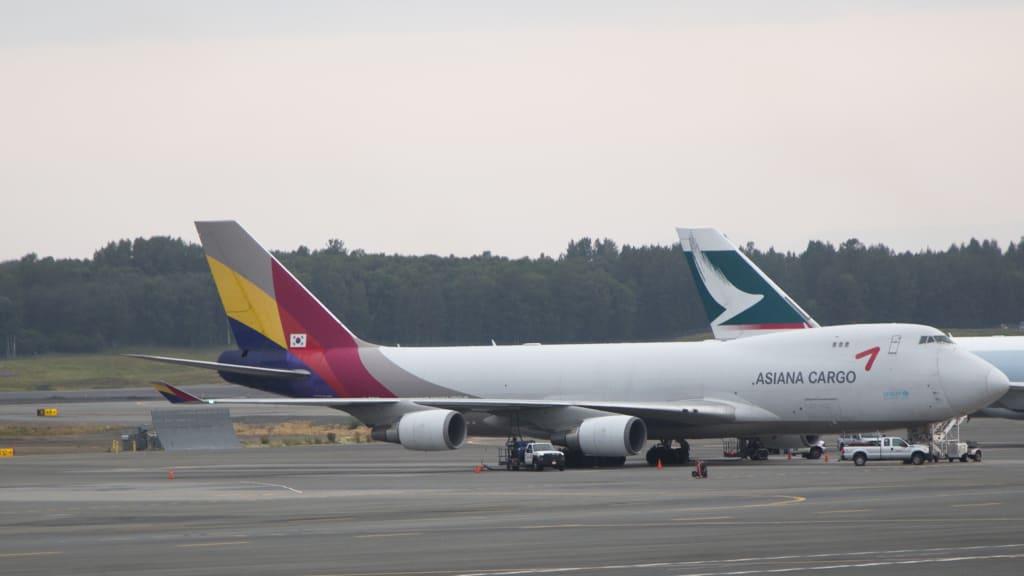 Boeing 747-446F
