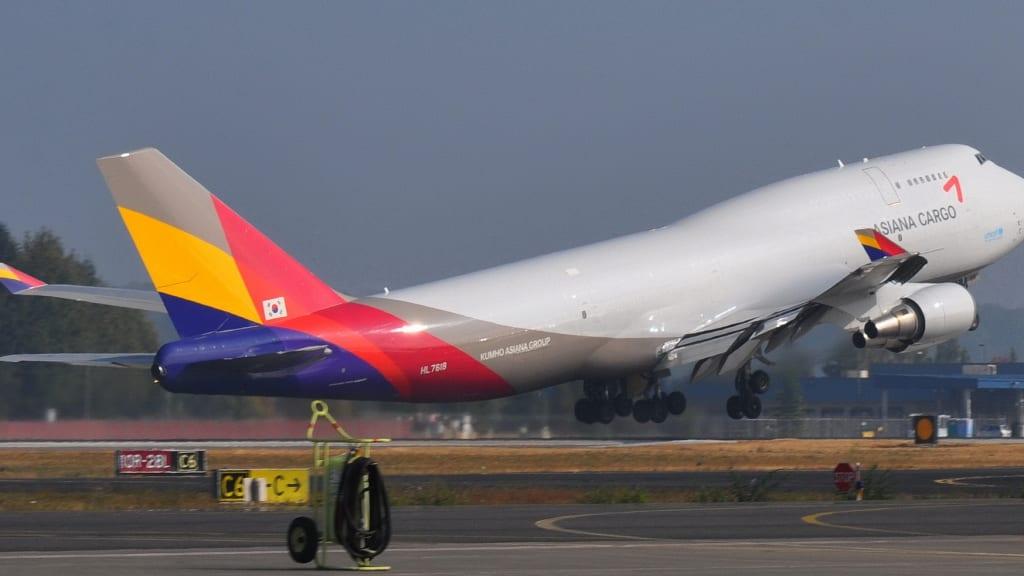 Boeing 747-48E(BDSF)
