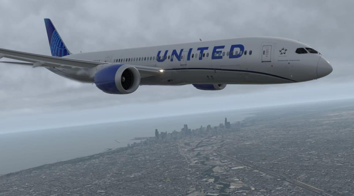 UAL B789