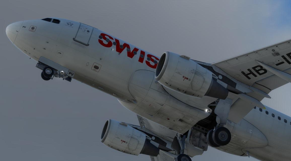 Europe Tour SWR A319