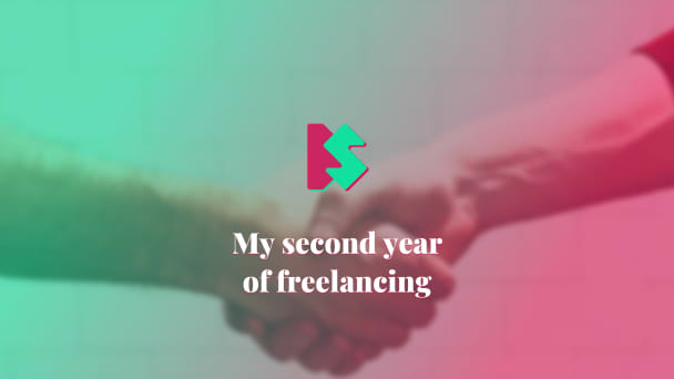My second year of freelancing