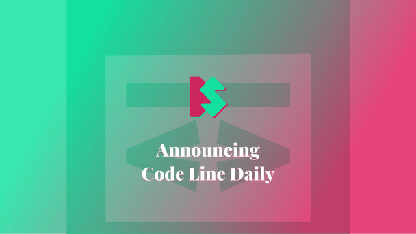 Announcing Code Line Daily