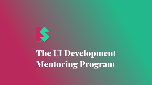 The UI Development Mentoring Program