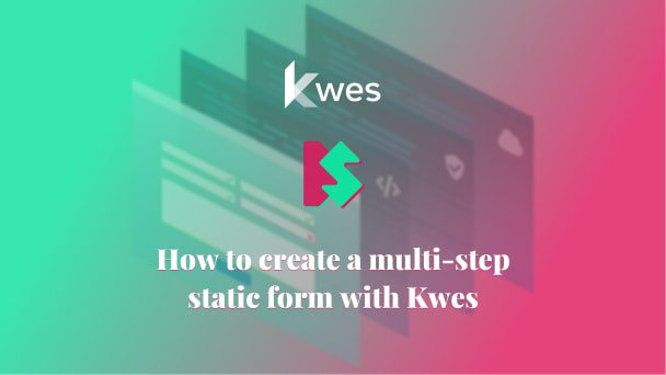 How to create a multi-step form the easy way