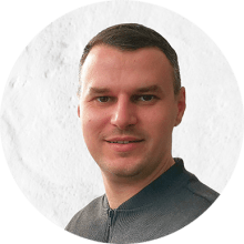 Headshot of myself, Silvestar Bistrović.
