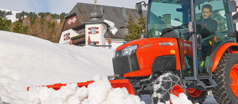 Improving compact tractor versatility